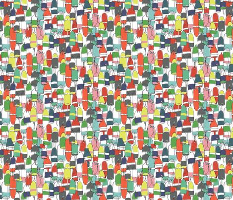 Oh Buoy! fabric by emilyannstudio on Spoonflower - custom fabric
