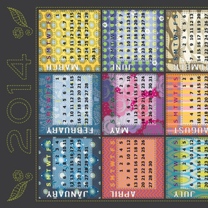 The quilted 2014