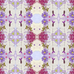 Wind Flowers and Lavender