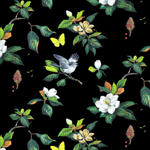 Magnolias and Mockingbirds
