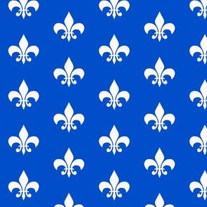 single_fleur_de_lis_blue
