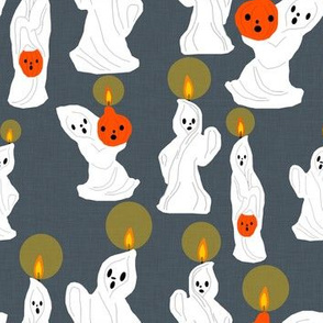 the candle ghosts