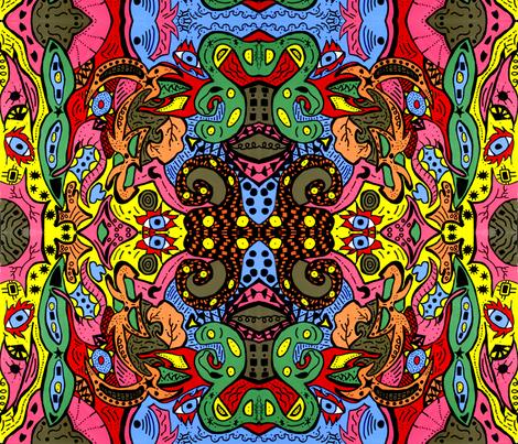 image fabric by jenbri99 on Spoonflower - custom fabric