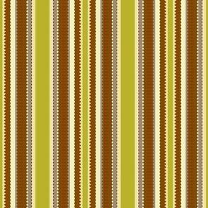 Sepia Stripe 1