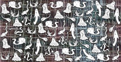 Albin's ghosts original