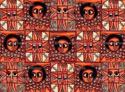 Ethiopian Mosaic