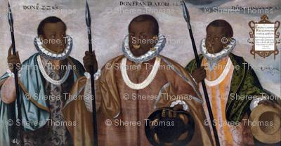 The Three Mulattoes of Esmereldas