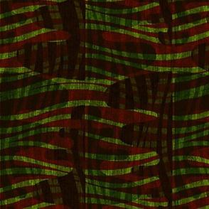 leafy weave christmas