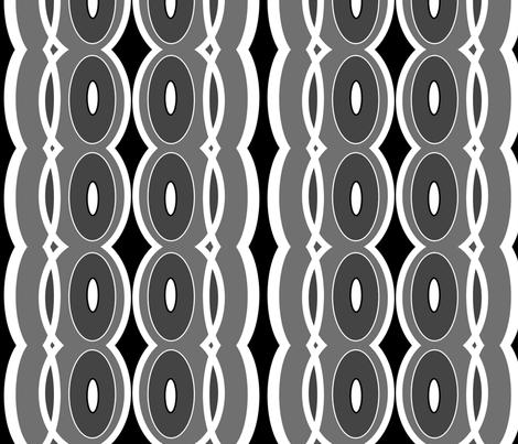 retrovals fabric by kristinrose on Spoonflower - custom fabric