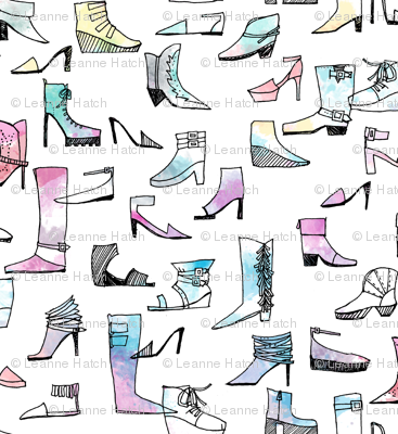 Shoe Obsession (color)