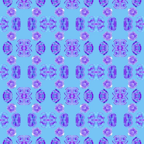 Chrome kaleidoscope