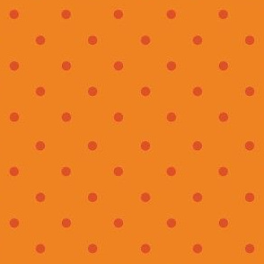 Double_Orange_Polka_Dot