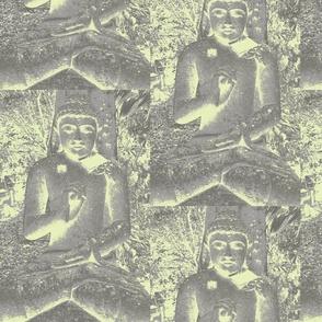 Buddha JADE by Gary