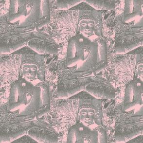Buddha ROSE by Gary