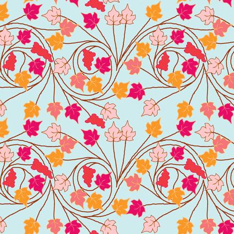 vineyard happy fabric by keweenawchris on Spoonflower - custom fabric