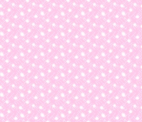 wind blown:dot:FFCAEA fabric by keweenawchris on Spoonflower - custom fabric