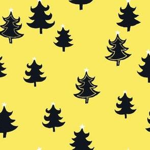 CHRISTMAS_TREE_yellow black