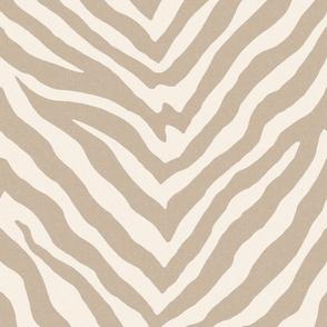 Zebra in Linen
