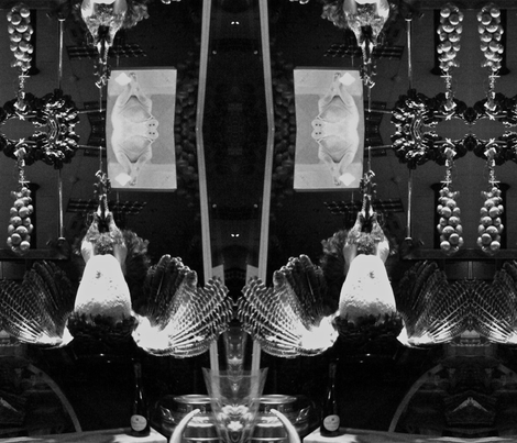 Film_Noir_Hanging_Bird fabric by thomas_angel on Spoonflower - custom fabric