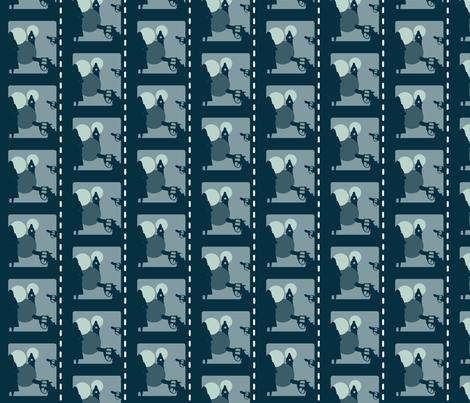 noir2 fabric by isabelledesign_net on Spoonflower - custom fabric
