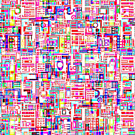 Urban fabric by boris_thumbkin on Spoonflower - custom fabric