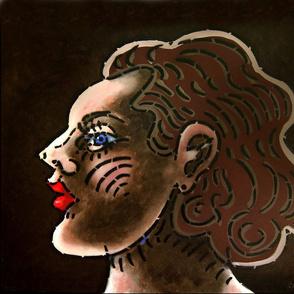 Sachia, spouse of Rembrandt