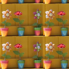 Art Market Flowers