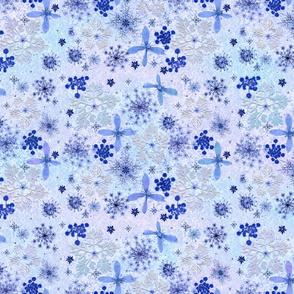 Snowflake Blooms
