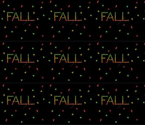 Colorful fall fabric by narmadha on Spoonflower - custom fabric
