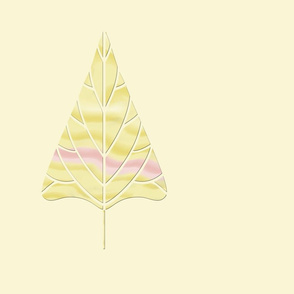 Tree on Cream