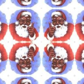 Black Santa Be Good