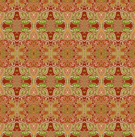 When Autumn Returns fabric by edsel2084 on Spoonflower - custom fabric