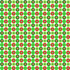 Christmas beads-ed