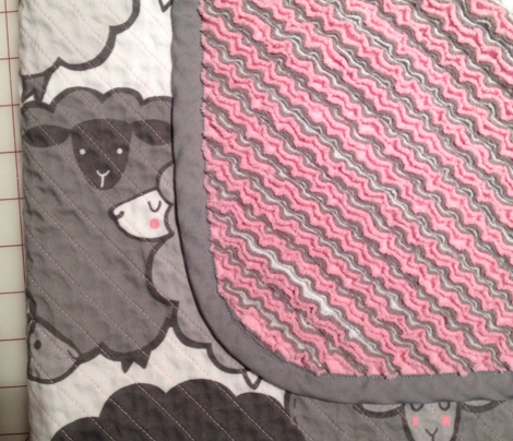 Sheep Shape (gray)