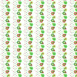 Christmas flowers spots
