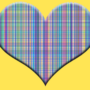 My Heart is Filled with Plaid!