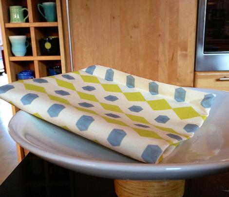 Tea time towel