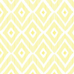 Ikat Yellow