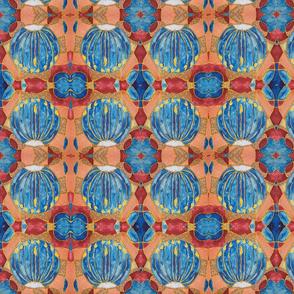 Hannukah Fabric 3