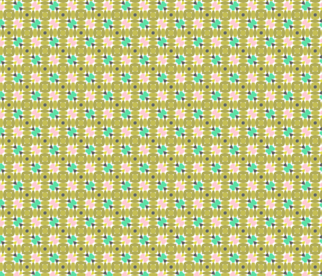 Ronnie and Delia 800 fabric by lisabarbero on Spoonflower - custom fabric