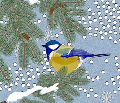 Rrrrrblue_bird_in_winter_32x16in_comment_371012_thumb