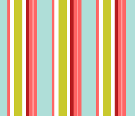 Amagansett fabric by brainsarepretty on Spoonflower - custom fabric