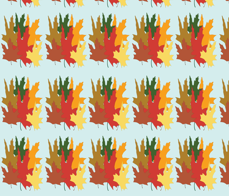 autumn1 fabric by missgracey on Spoonflower - custom fabric