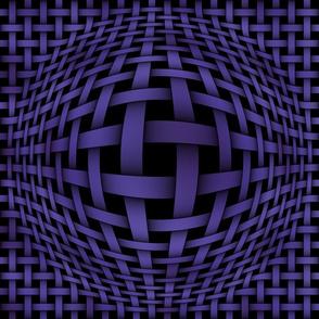 Purple and Black PhotoArt