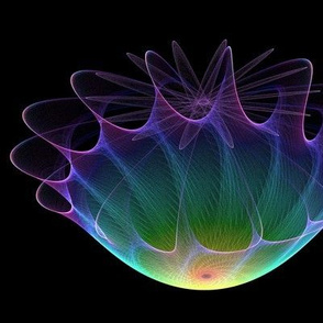 Fractal Jellyfish