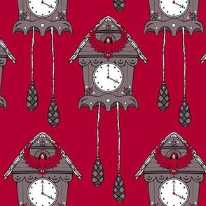 Cuckoo Clock Pattern