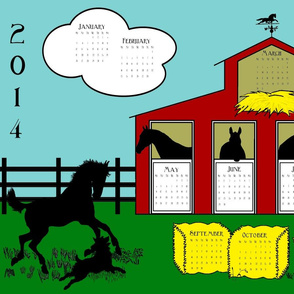 2014 at the Farm