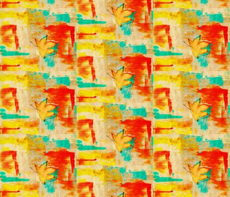 Sycamore Swing fabric by krussimages on Spoonflower - custom fabric