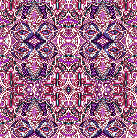 Bless Their Little Feathered Heads fabric by edsel2084 on Spoonflower - custom fabric