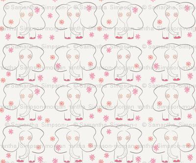 Flower Power Elefantys